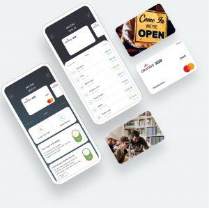 Akimbo Now header mobile