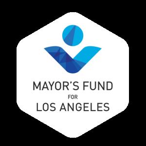 Logo Mayor's Fund of LA