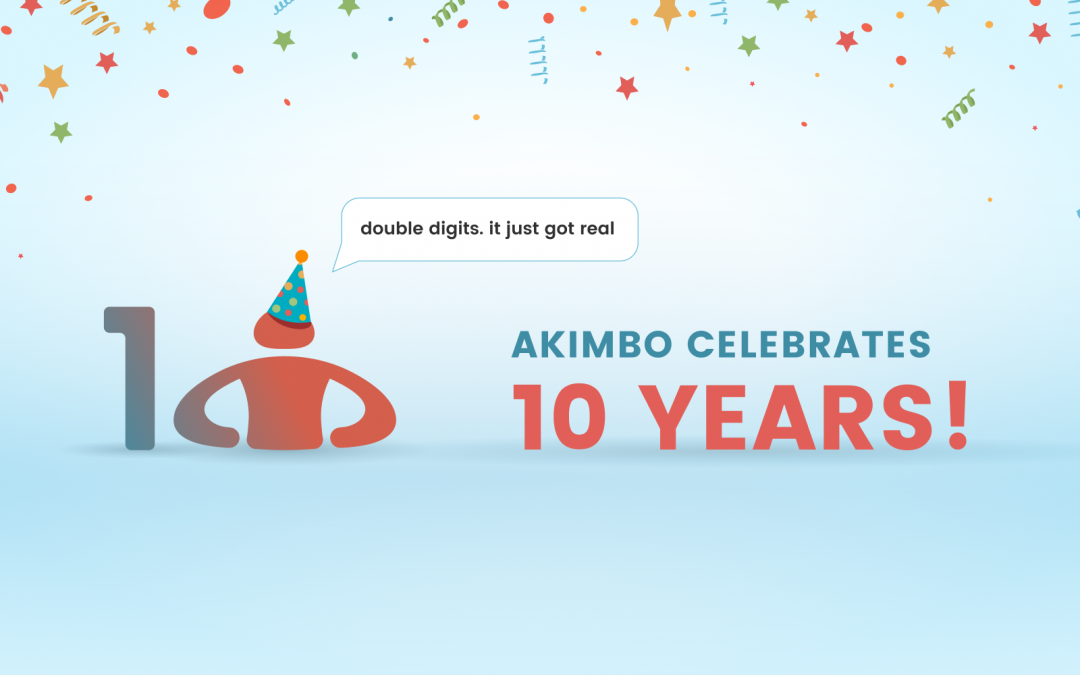 10 Years of Akimbo in 1 Minute